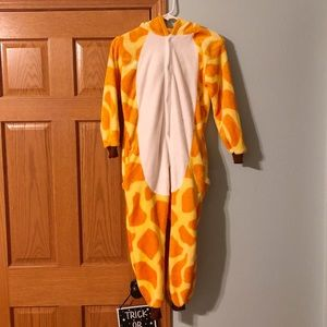 Kids Giraffe Halloween Costume